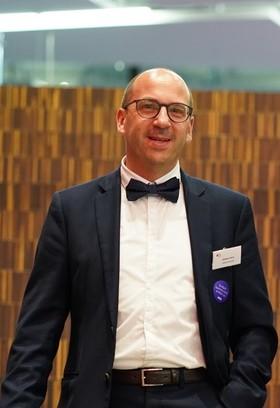 Stefano Farro, Geschäftsführer Verband Verkauf Schweiz