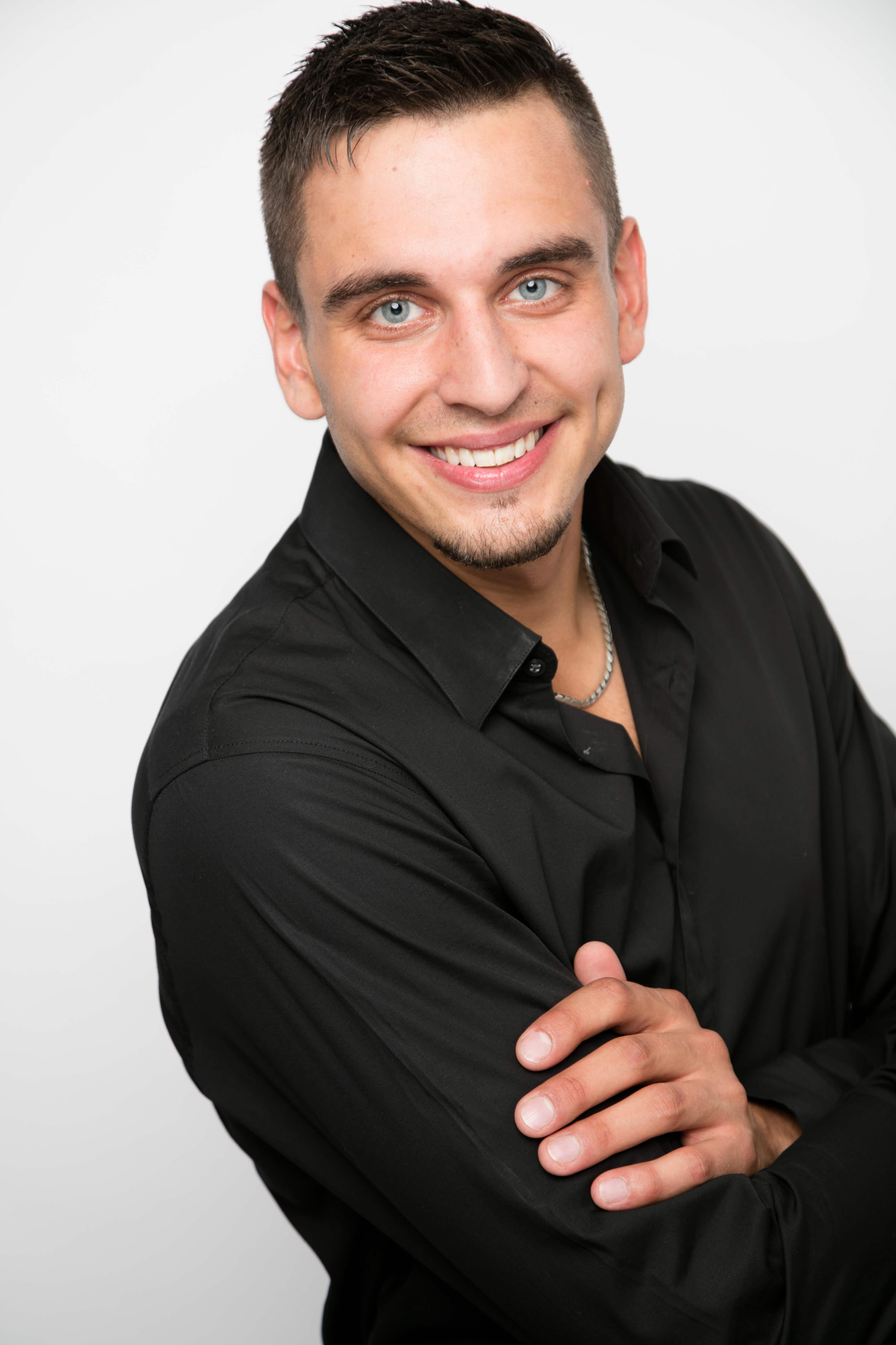 Christian Busenhard - Trainer für Auftrittkompetenz und Verkauf